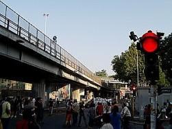 Stazione Tiburtina - Tangenziale est